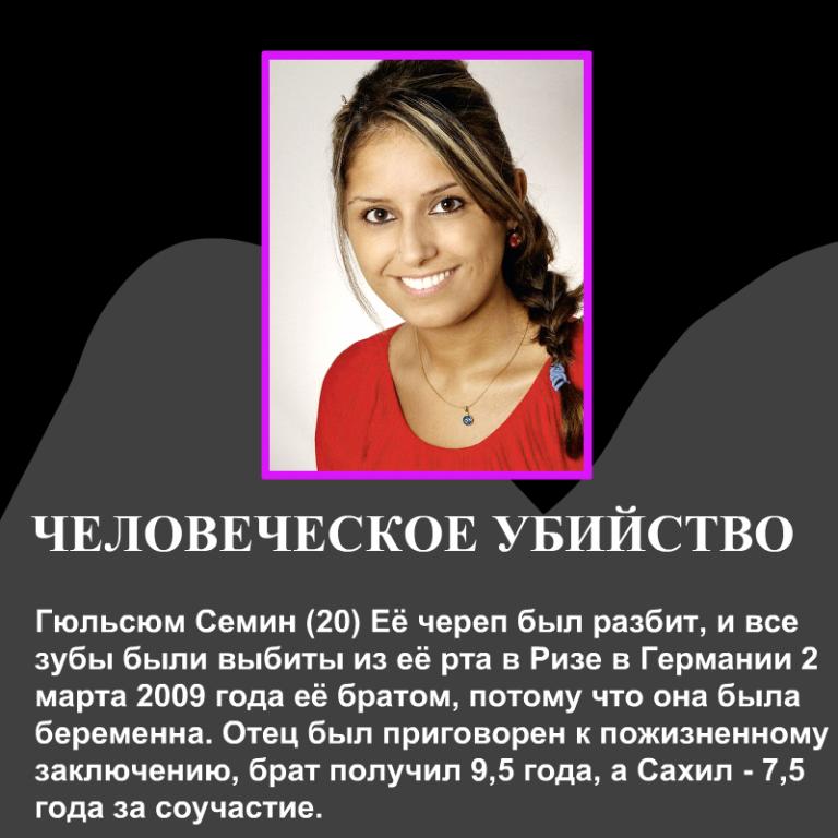Гюльсюм-Семин-убийство-чести