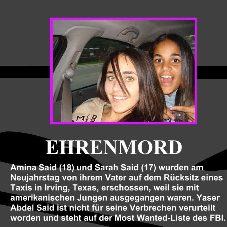 Amina-Said-Sarah-Said-ehrenmord