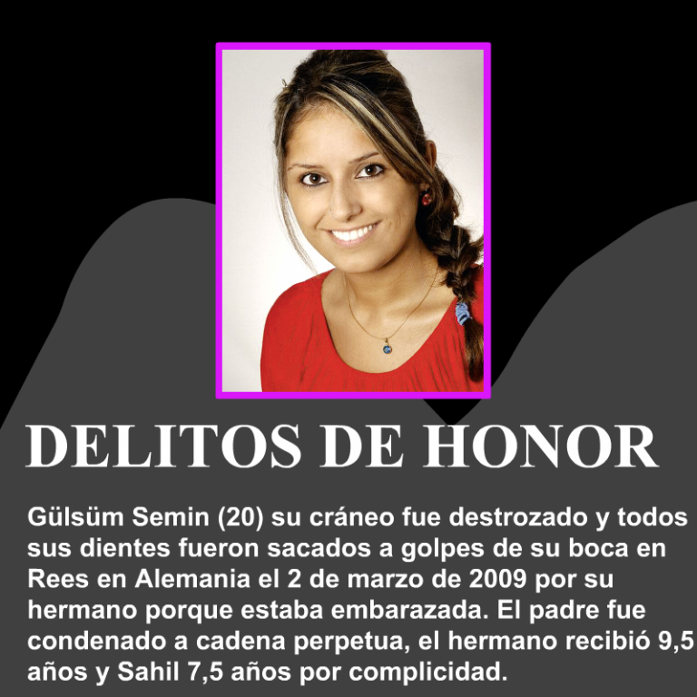 Gülsüm Semin-delitos-de-honor