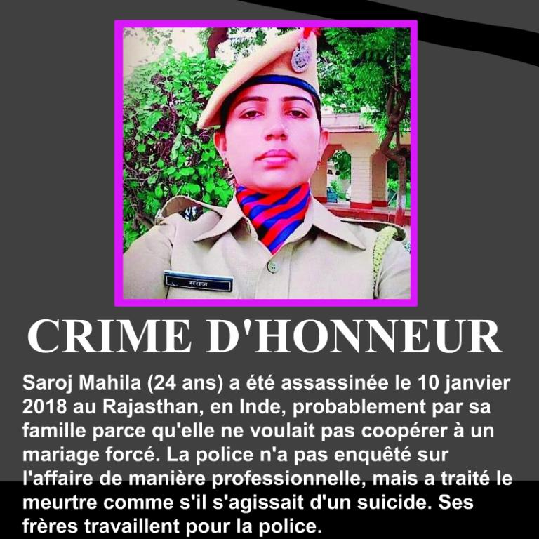 Saroj-Mahila-crime-dhonneur